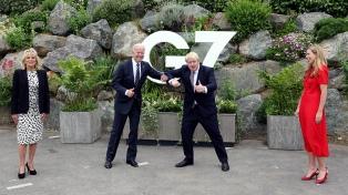 El G7 no libera patentes pero promueve una declaración para prevenir futuras pandemias