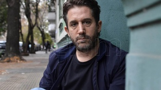 """Julián Gorodischer: """"Me atrajo la posibilidad de hacer una ficción bien realista con nombres propios"""""""