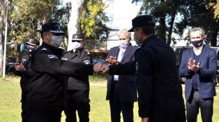 Asumió el nuevo jefe de la Policía en Rosario tras la muerte de Forni por coronavirus