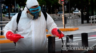 La pandemia, comienzo del Siglo XXI