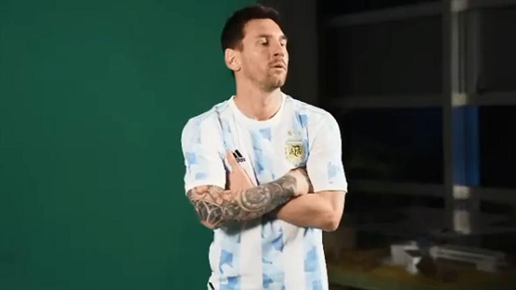 Argentina, con sus fotos oficiales listas