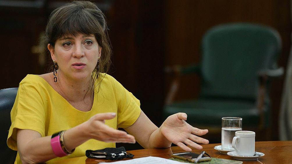 """Mercedes D`Alessandro consignó que la aspiración """"de máxima"""" del Plan es recuperar los 300.000 empleos que se perdieron en la pandemia""""."""