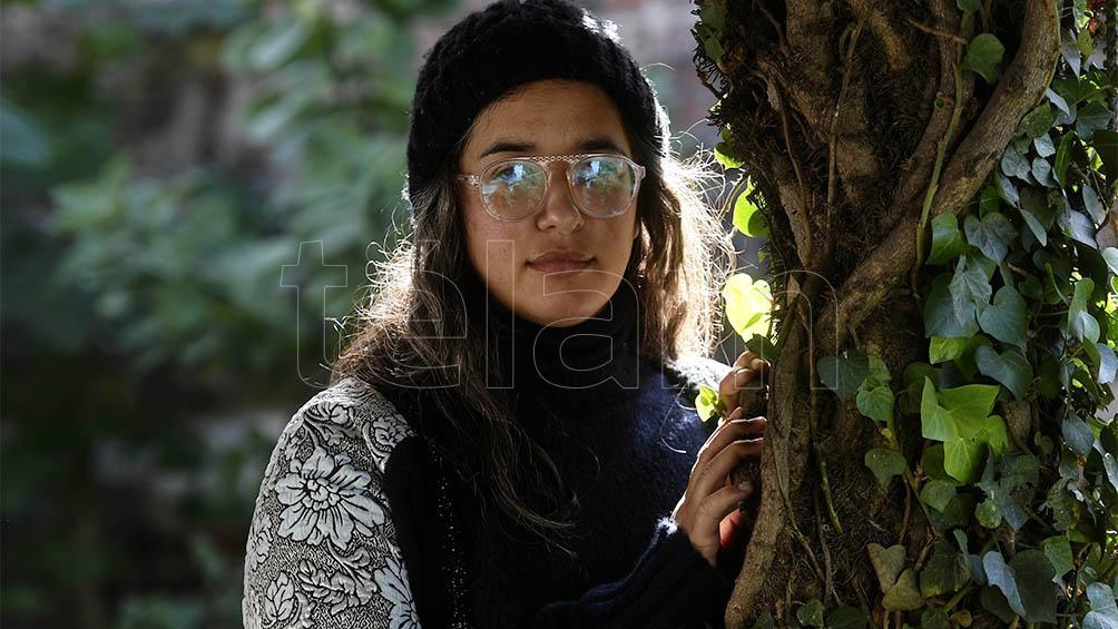 Mariana Iácomo, trabajadora social y fundadora de la Red Argentina de Jóvenes y Adolescentes Positivos.