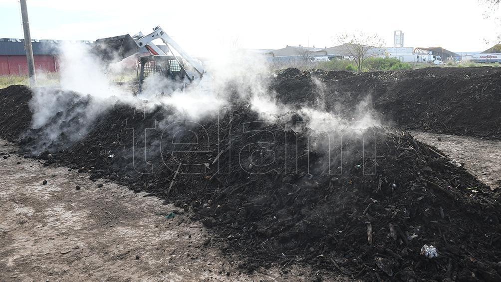 El Mercado Central presentó el Programa de Reducción de Pérdidas y Valorización de Residuos