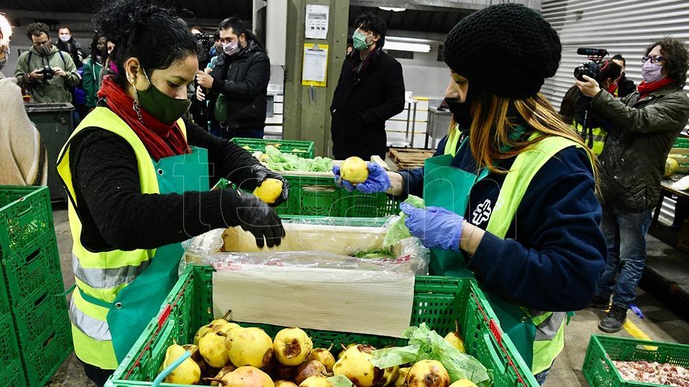"""El titular del mercado central señaló que """"hoy producimos la misma cantidad de frutas y verduras que hace 20 o 25 años"""""""