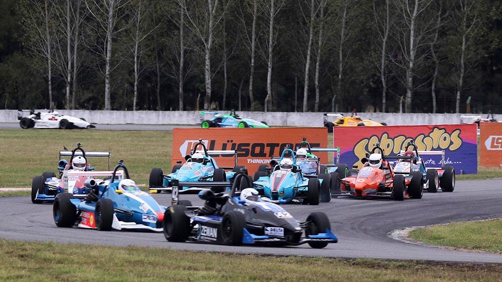 La Fórmula 3 Metropolitana, fue trampolín de lanzamiento para varias figuras del automovilismo argentino.