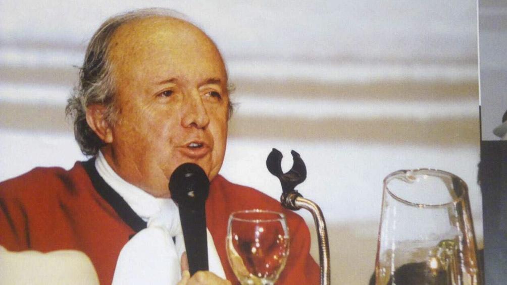 Martín Miguel Güemes Arruabarrena es el chozno del general salteño.