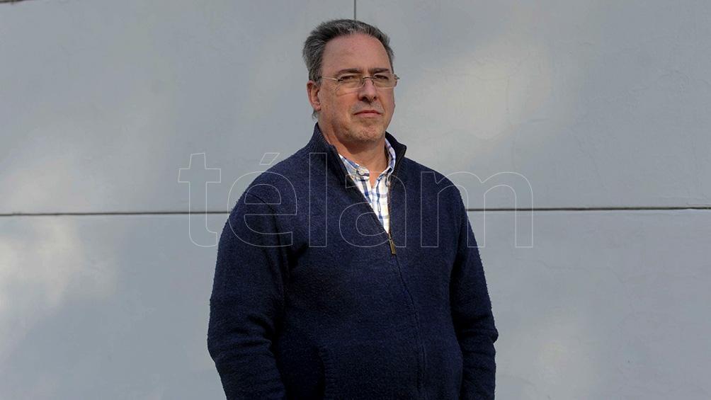 Alejandro Isoardi, participante del ensayo de la vacuna Cansino