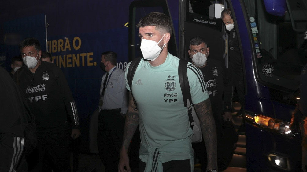 Cansancio y fixture, los próximos rivales de la selección argentina
