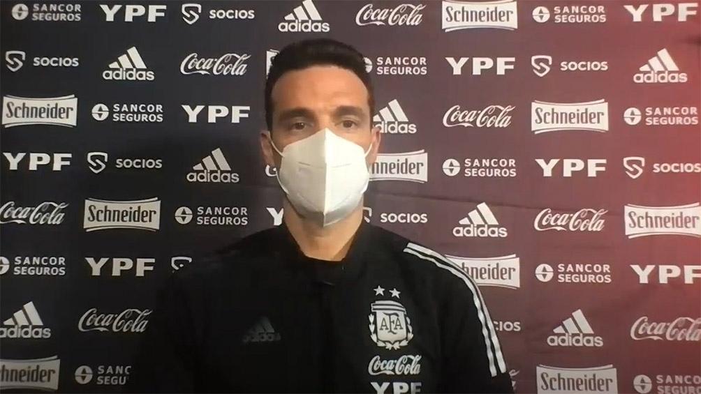 Scaloni ya palpita el duelo ante Uruguay, en el segundo duelo de la Copa América Brasil 2021