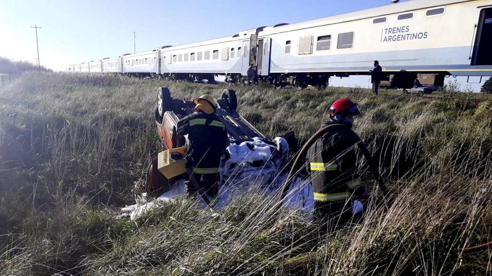 El fallecido fue identificado como Cristian Fernando Mazella.