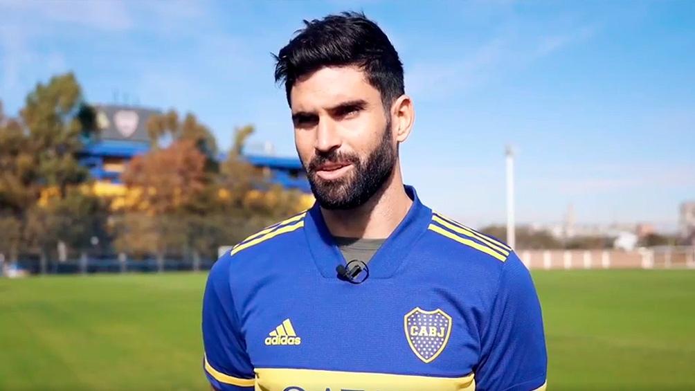 Nicolás Orsini, una de las nuevas caras de Boca Juniors, club que ya invirtió unos 6 millones de dólares.
