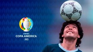 """Conmebol promete una """"sorprendente producción audiovisual"""" sobre Maradona"""