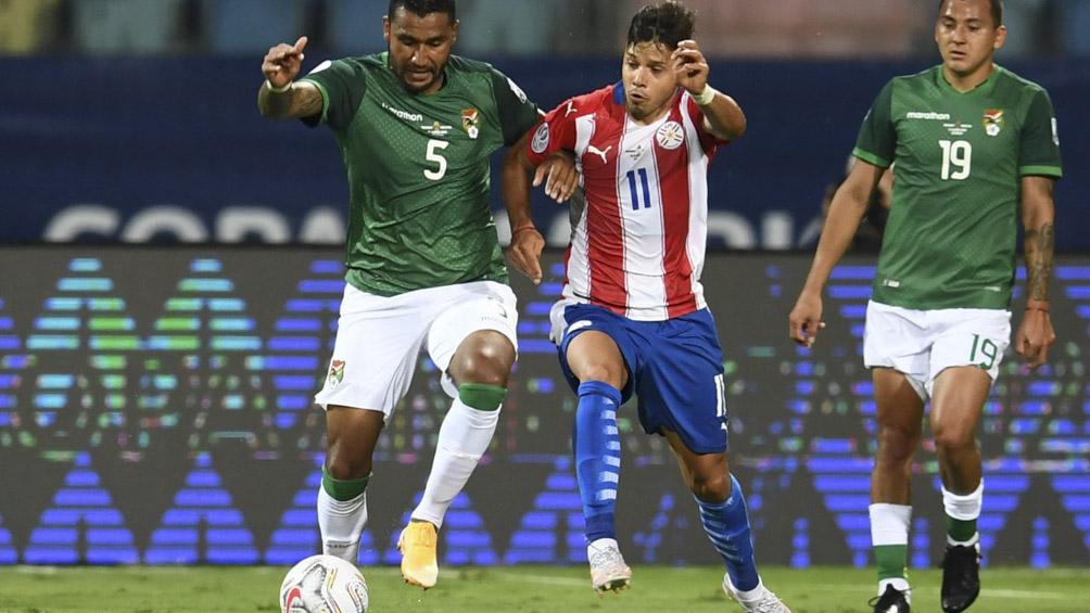 Ante Argentina, Berizzo repetiría la formación con la que Paraguay le ganó a Bolivia