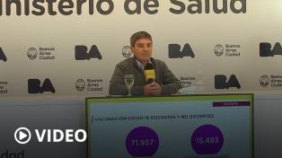 "Quirós coincidió ""plenamente"" con Cristina Kirchner acerca de no politizar la pandemia"