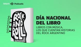 Libros con música, los que cuentan historias del rock argentino