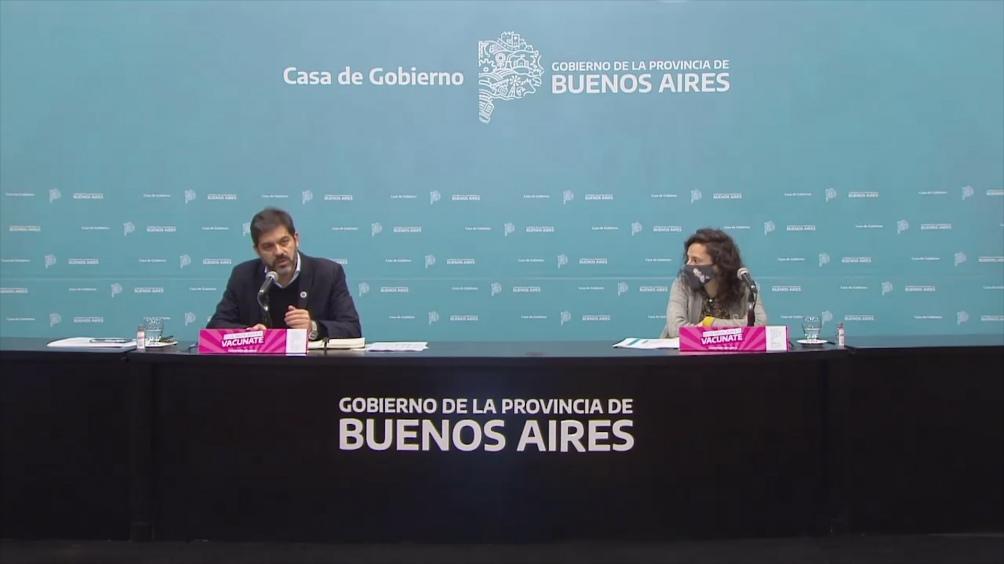 """Bianco rechazó las """"quejas"""" de los intendentes del interior en cuyos municipios """"la incidencia de casos es mayor a 500 cada 100 mil habitantes"""""""