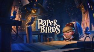 """""""Paper Birds"""": una producción argentina que compite en Annecy y en Tribeca"""