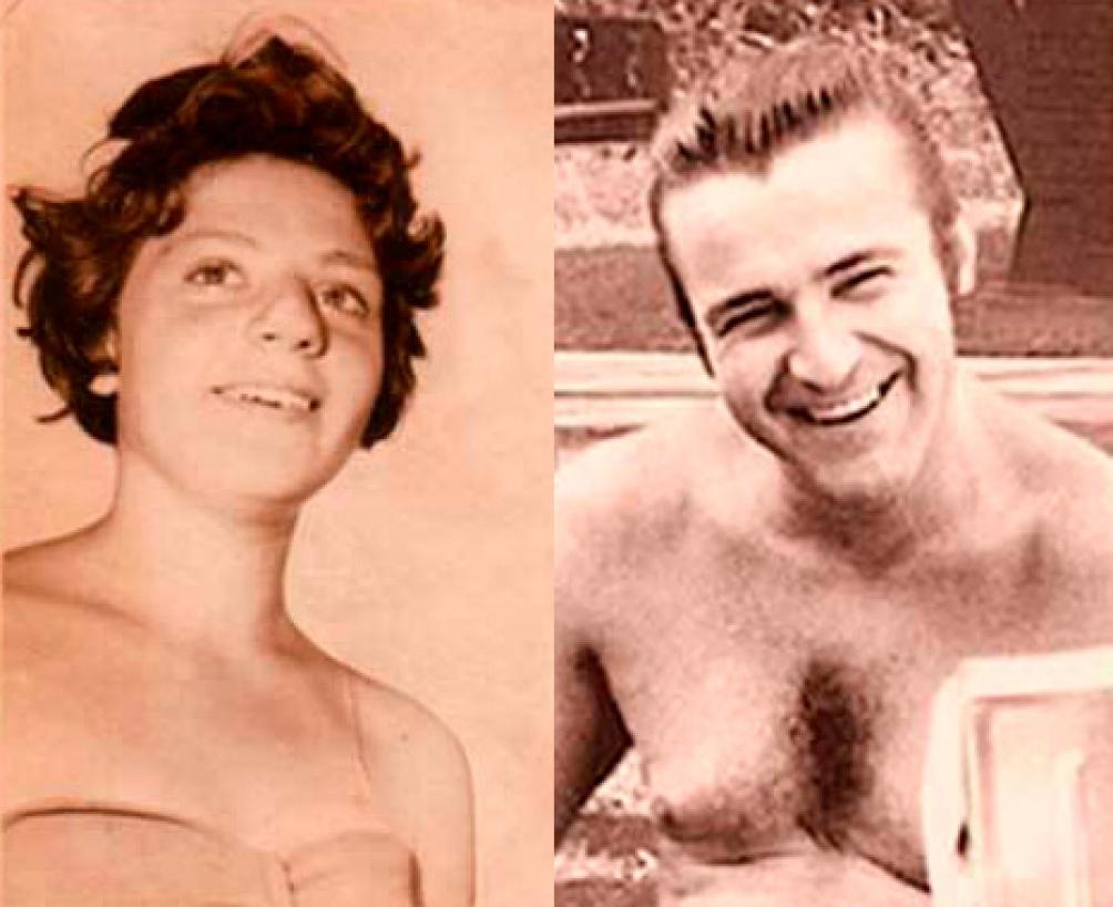 Alicia Raboy y Paco Urondo. Él fue asesinado el 17 de junio de 1976. Ella, desde ese día, está desaparecida.