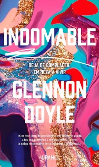 """""""Quería que reflejara desde la estructura literaria que no hay límites"""", cuenta Doyle sobre """"Indomable""""."""
