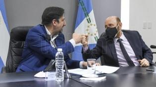 """Trotta aseguró que el Gobierno nacional trabaja para """"garantizar derechos"""""""