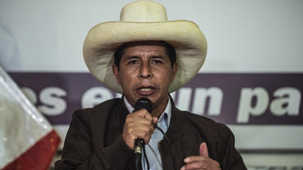 """El presidente Pedro Castillo quiere avanzar con """"la segunda reforma agraria"""" de Perú para terminar con la dependencia a la importación. Foto archivo"""