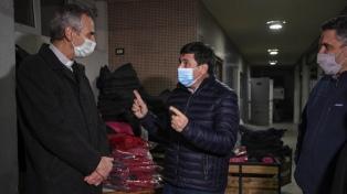 """Arroyo: """"La pobreza con frío es la peor situación"""""""