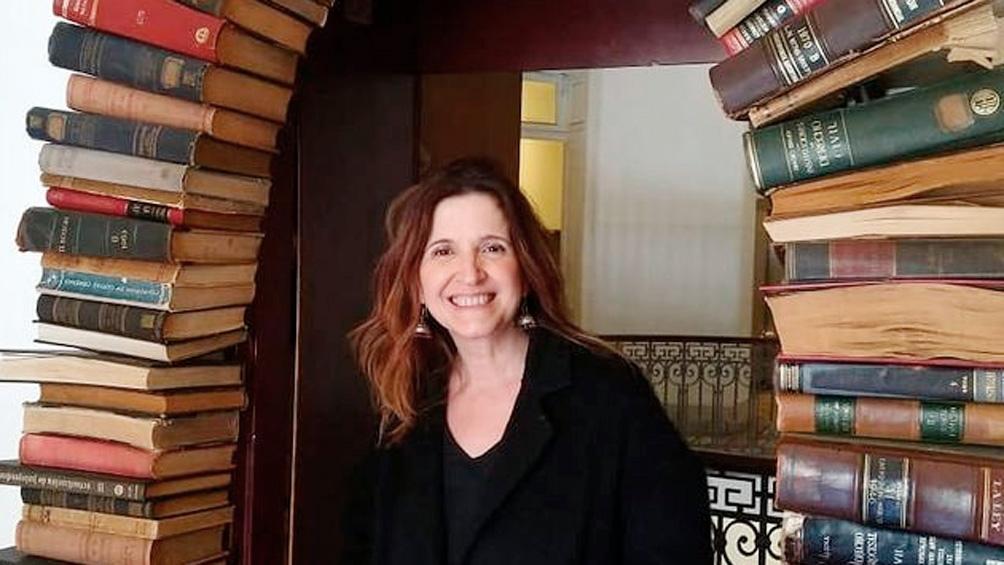 """Mariana Maggio, autora de """"Educación en pandemia""""."""