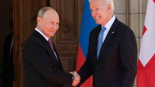 Putin aseguró estar dispuesto a continuar el diálogo si EEUU también lo está