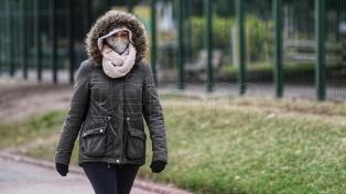 """Lanzan una """"advertencia violeta"""" por bajas temperaturas en diez provincias"""