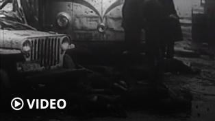 Se cumplen 66 años del bombardeo a Plaza de Mayo para derrocar a Perón, que causó más de 350 muertos