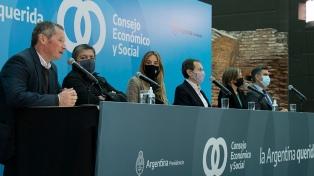El Consejo Económico y Social analizó con su par de la Unión Europea una agenda común