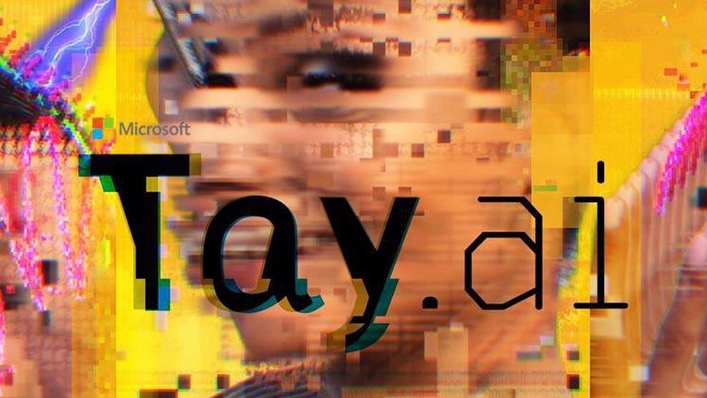 Tay se convirtió en un rotundo fracaso para Microsoft.