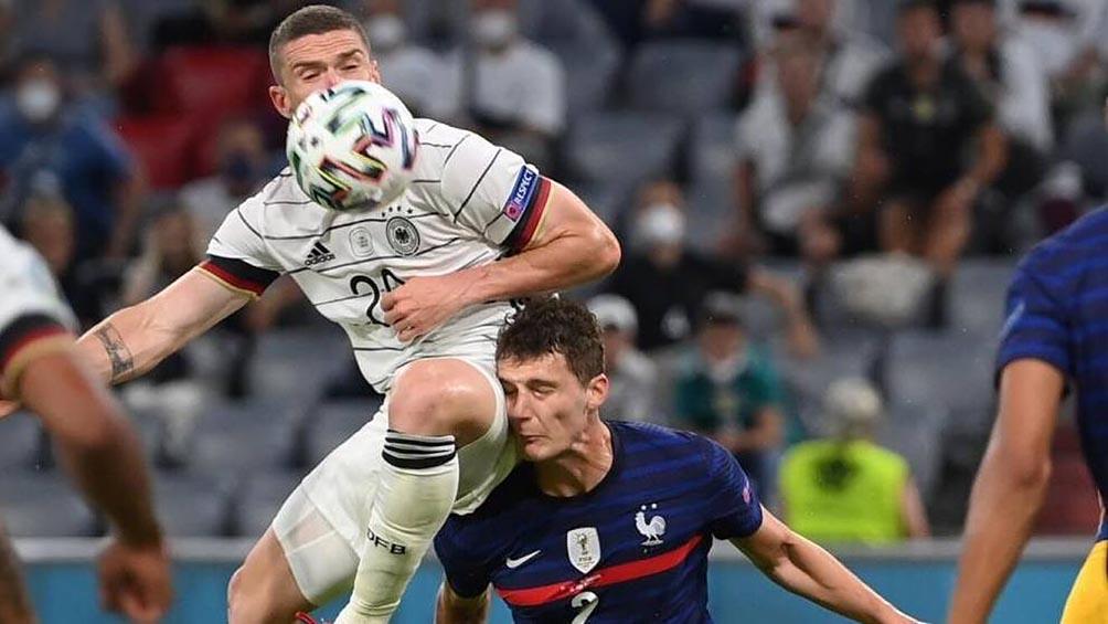 La UEFA pidió explicaciones a Francia sobre el incidente con Pavard