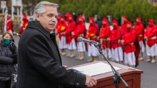 Presidente Fernández rememora General Güemes e afirma compromisso de trabalhar pela unidade do país