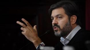 """Carlos Bianco: """"Vidal, Santilli, Manes, Larreta y Macri son lo mismo"""""""