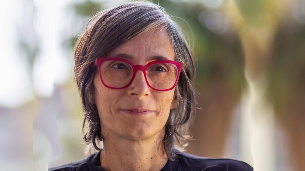 Marcela Fuentes, artista y ensayista.