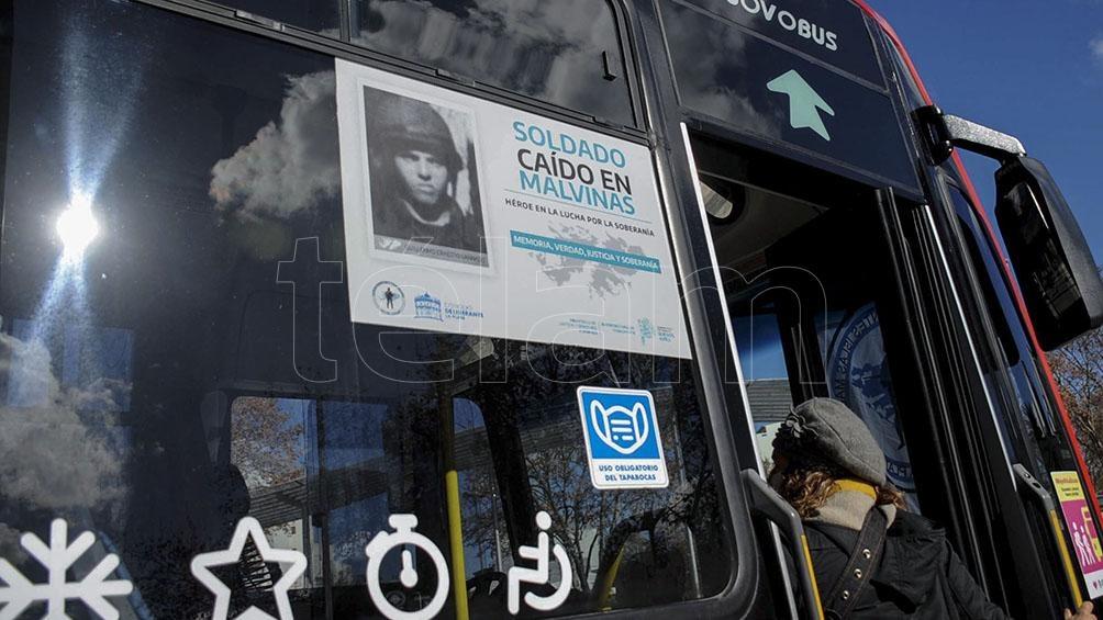 La iniciativa se puso en marcha este jueves, en la Plaza Islas Malvinas de La Plata