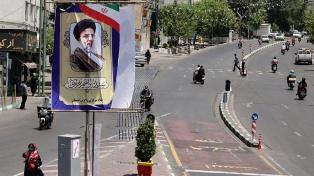 Los iraníes votaron para elegir presidente con un conservador como favorito