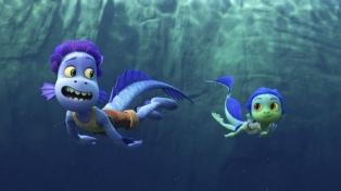 """Pixar le escribe una carta de amor a la Riviera italiana con """"Luca"""""""