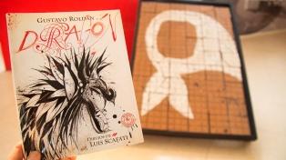 Con música, poesía y sorteos, se realiza una nueva edición del encuentro literario Gustavo Roldán