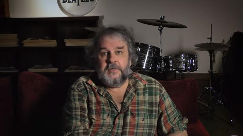 El neozelandés Peter Jackson que recupera la historia de The Beatles.