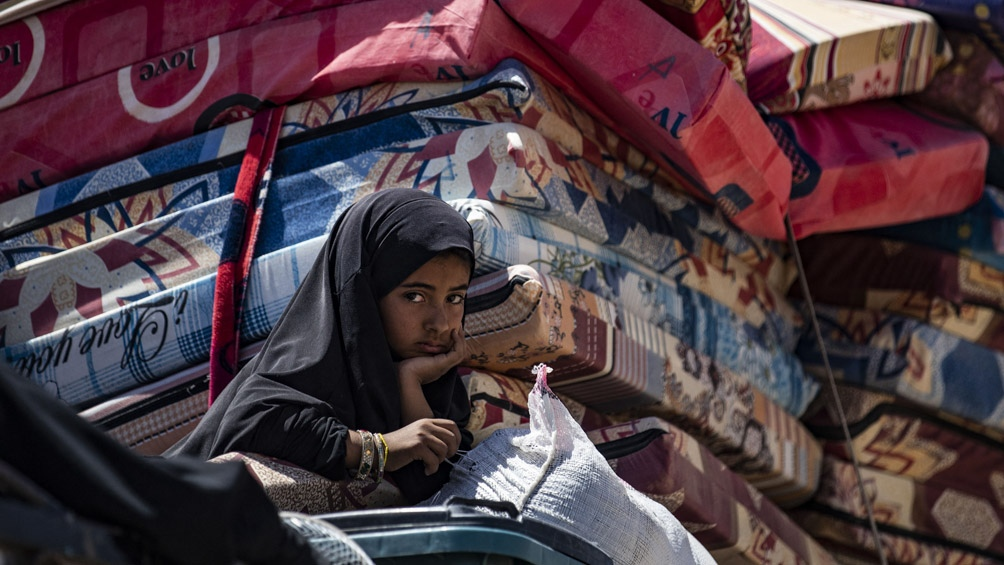 La crisis en Siria produjo un nuevas migraciones y desplazamientos internos.