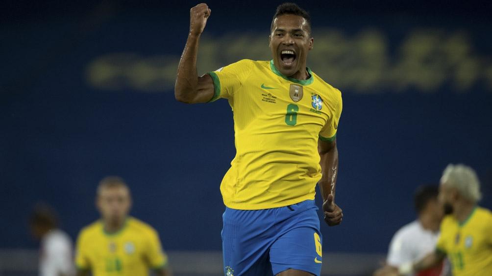 FÚTBOL: Brasil enfrenta a Colombia en la Copa América