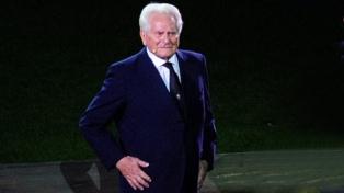Falleció Giampiero Boniperti, Presidente de Honor y segundo máximo goleador de la Juventus
