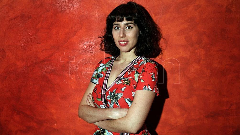 La artista de 31 años, nacida en Buenos Aires, cuenta con una larga trayectoria.