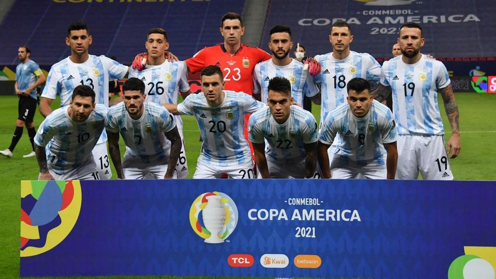 Reviví la victoria de Argentina ante Uruguay en Brasilia