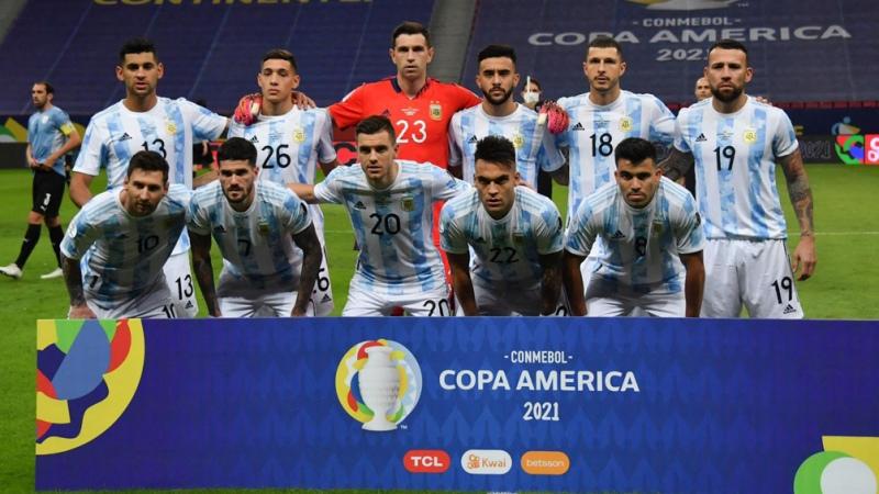 Actuación individual: Messi el mejor de la noche argentina ante Uruguay