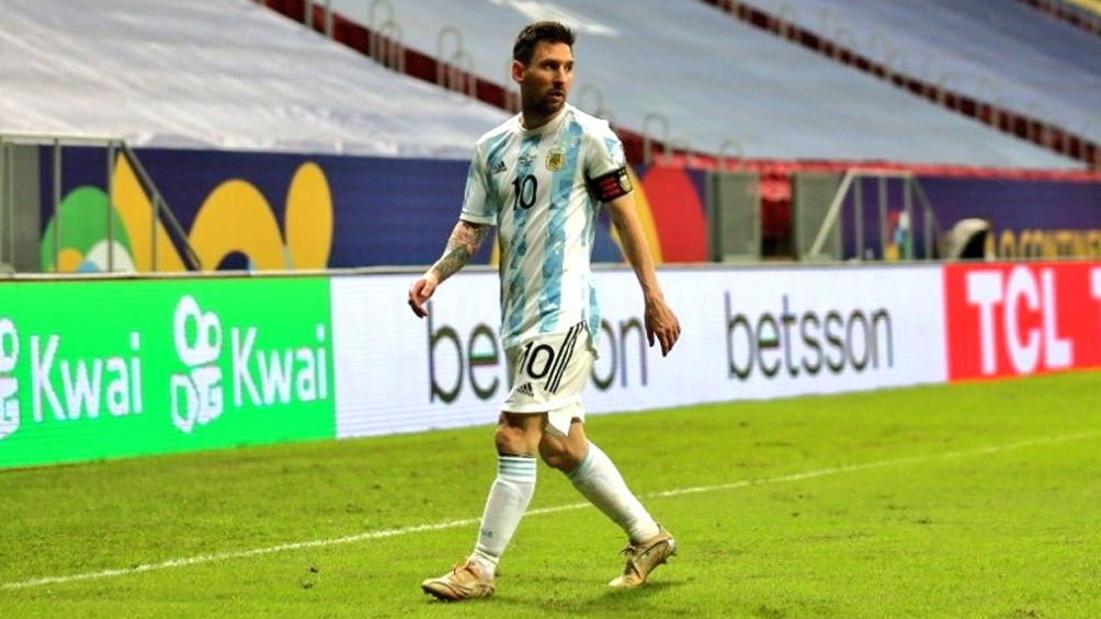 Messi, y el valor de la victoria ante Uruguay