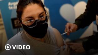 """Un día en el vacunatorio del CCK: música en vivo, aplausos y una experiencia """"sanadora"""""""